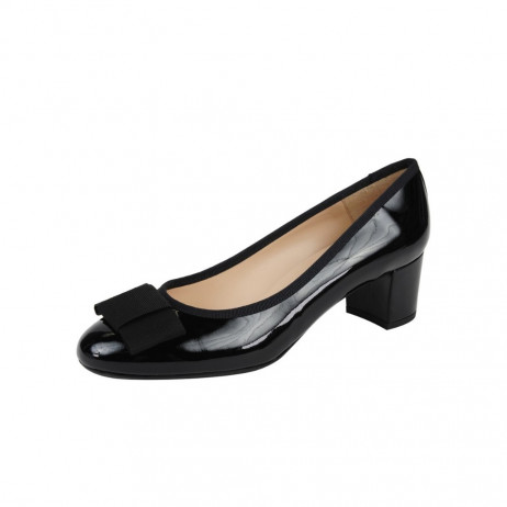 Debra Black Patent Leather Jon Josef