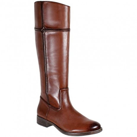 Trapani 1467 Rust Bussola Riding Boots