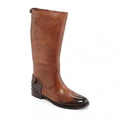 Arturo Chiang Women's Fierce Cognac Leather Boots