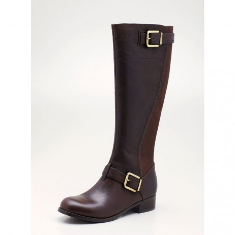 Arturo Chiang Women's Perlai Brown Leather Boot