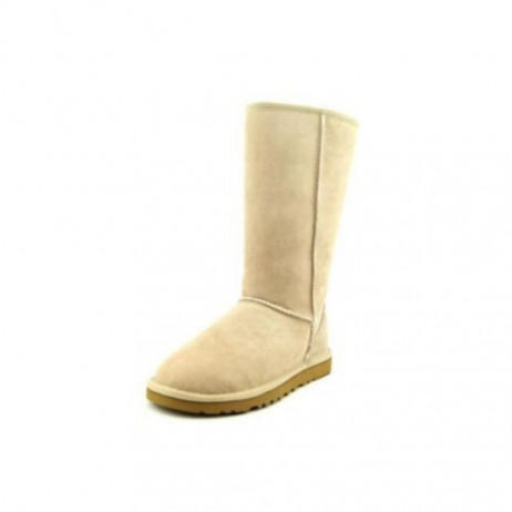 UGG Australia Womens 5815 Classic Tall Slip On Boot Sand