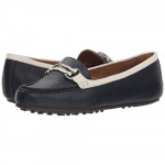 Drive Along Navy Combo Aerosoles Loafer-Navy-8-M-Aerosoles