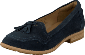 8150 Thayer RFD Navy Suede Timberland Loafers
