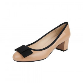 Debra Nude Leather Jon Josef 2-I-1000034