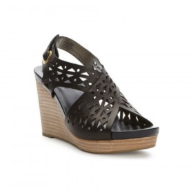 Aubree Black Me Too Sandal