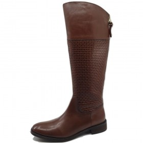 Volterra Whiskey Leather Milanoboot Riding Boots
