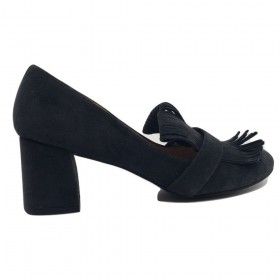 Tomtom Gray Suede FS/NY Pumps
