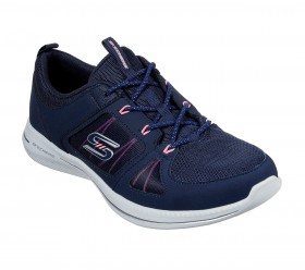 23747 Navy Pink Without a Case Skechers Sneakers