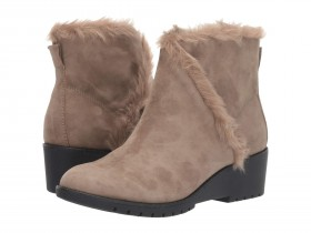 Noble Alpaca Suede Me Too Ankle Boots