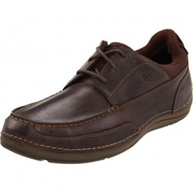 TTw3eye Dark Brown Rocport