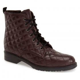 A Land Lone Merlot The Flexx Ankle Boot