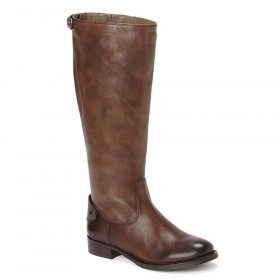 Arturo Chiang Women's Fierce Chocolate Leather Boots
