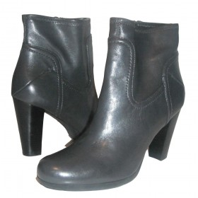Franco Sarto Women's Wise Rich Grey Ankle Boot