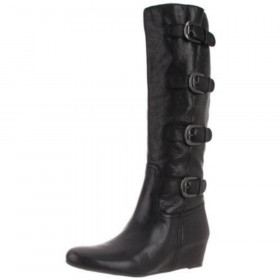 Imply Black Franco Sarto Boot