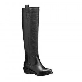 Arturo Chiang Women's Kanie Black Leather Boots