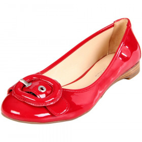 Franco Sarto Women's Jump Red Flat