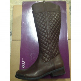 Me Too Women's Dancer Brown Weatherproof Boot
