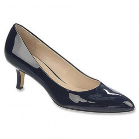 Franco Sarto Women's Rema Midnight Mirage Patent Pump