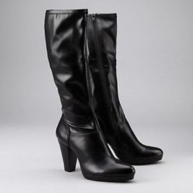 Arturo Chiang Women's Malissa Black Pleather Boot