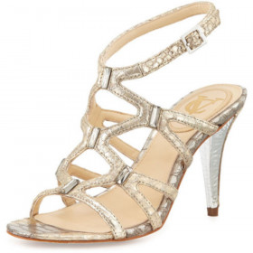 Vogue Platino Vince Camuto Signature Strappy Sandal