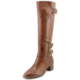 Franco Sarto Women's Elate Whiskey Leather Boots