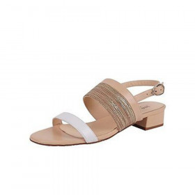 Jon Josef Womens Lila Natural Leather Sandal