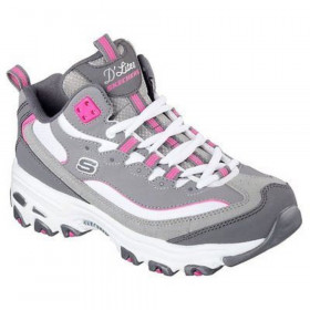 11942 Dlites Charcoal Skechers