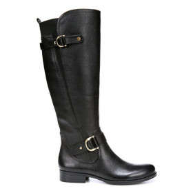 Joylynn Black Wide Calf Naturalizer Boot