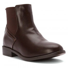 Carver Brown Wanted Ankle Boot