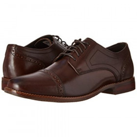 Derbyroom Brown Rockport 82680 Captoe