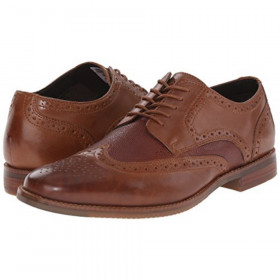 Style Purpose Wingtip Cognac Rockport 80511