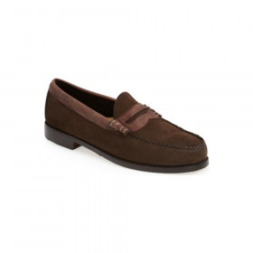Gibsen Brown G.H. Bass Mens Loafers