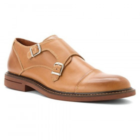 Stephen Camel Vionic Monkstrap Mens