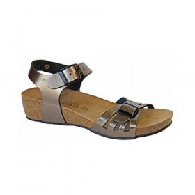 Tampa Bronze Eric Michael Wedge Sandal