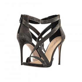 Devin Black Lurex Vince Camuto Imagine Strappy Sandal
