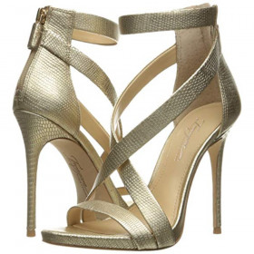Devin Soft Gold Vince Camuto Imagine Strappy Sandal