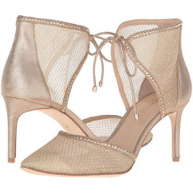 Mark Soft Gold Vince Camuto d'Orsay Pump