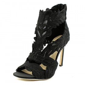 Randal Black Lace Vince Camuto Imagine Sandal