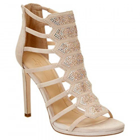Gavin Sand Satin Vince Camuto Imagine Sandal