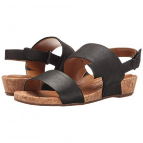 Noal Black Easy Spirit Sandal