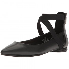 Oblivion Black Nine West Flat