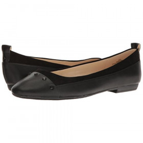 Graham Black Nine West Flat