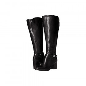 Arlette Black Wide Calf Franco Sarto Boot