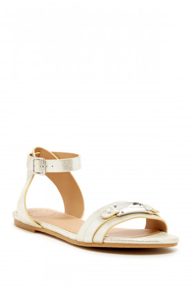 Marc by Marc Jacobs Womens M9000202 Yellow Marc Jacobs Sandal