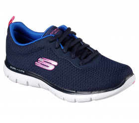 12775 FLEXAPPEAL2 NEWSMAKER Navy Skechers