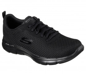12775 FLEXAPPEAL2 NEWSMAKER Black Skechers