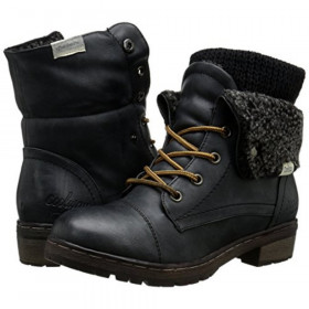 Bring Black Coolway Ankle Boot