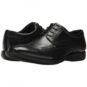 Decker Black 84725 Nunn Bush Mens