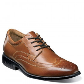 Decker Cognac 84725 Nunn Bush Mens