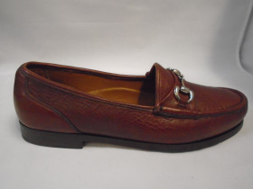 La Salle Rust Handcrafted Loafer